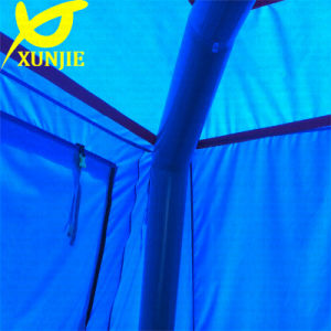 4 Person Dome Tent for Event with Blower