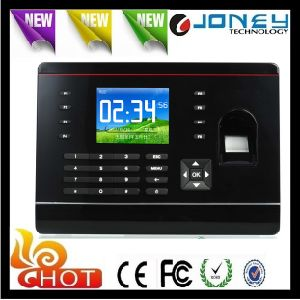 2.8 Inch Color Screen Biometric Fingerprint Time Attendance with USB P2p Function New pictures & photos
