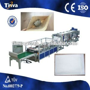 Disq-700b Three Side Sealing Kraft Paper Bubble Mailer Making Machine pictures & photos