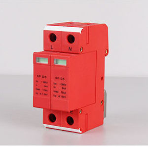 Ly1-D5 220V 5 Ka 2pole Surge Protection Device