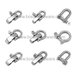 Stainless Steel Snap Hook with Eyelet and Screw pictures & photos