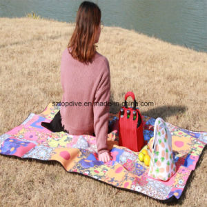 2018 Factory Waterproof Foldable Travel Beach Mat And Picnic For High Quality
