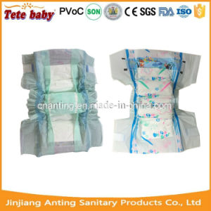 Cloth Like Disposable Baby Diapers for OEM All Sizes pictures & photos
