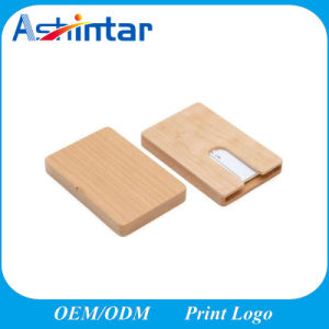 business gift blank engraved wooden business card boxes china