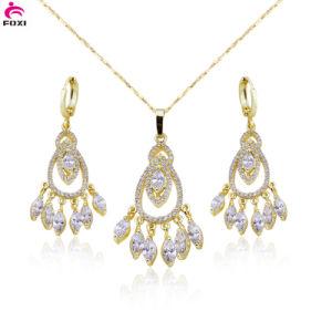 aa43a19228bd China Fashion Jewelry 2018 Luxury 5PCS AAA Cubic Zirconia Jewelry ...