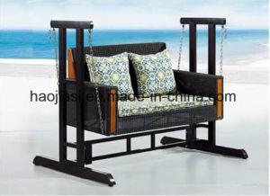 Outdoor /Rattan / Garden / Patio / Hotel Furniture Rattan Swing Chair HS  1012SC