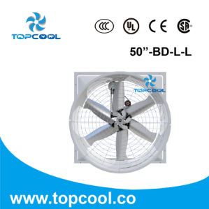 "Most Powerful Cooling Poultry Ventilation Industrial Fan Gfrp 50"" pictures & photos"