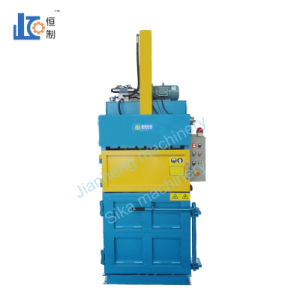 Ves20-8060 Vertical Baler for Waste Paper, Carton, Plastic Film, Pet Bottle Baling Press Machine Indonisia pictures & photos