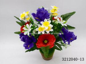 China artificialplasticsilk flower peonypoppydaffodil mixed bush artificialplasticsilk flower peonypoppydaffodil mixed bush 3212040 mightylinksfo