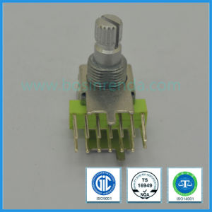 12mm Rotary Route Switch for Audio Equipment pictures & photos