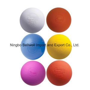 Lacrosse Ball / Rubber Ball / Promotional Ball/Jumping Ball/Hcokey Ball pictures & photos