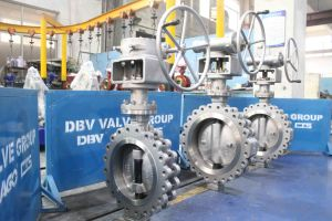 Stainless Steel Lug Butterfly Valve