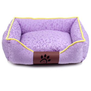 Pet Dog Puppy Soft Warm Sofa Bed (B1001)
