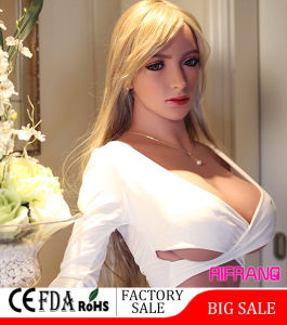 165 Silicone Sex Doll for Men TPE Love Doll pictures & photos