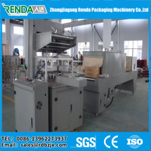 Automatic Pet Bottle PE Film Shrink Wrapping Machine pictures & photos
