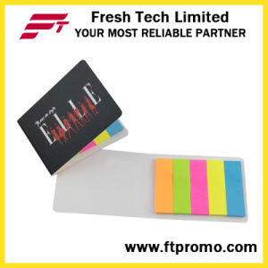Sticky Note with Pad Printing Logo on It pictures & photos