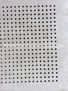 Pounch Perforated Acoustic Fiber Cement Panel