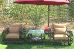 Leisure Sofa Rattan Table Outdoor Furniture-112 pictures & photos