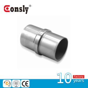 Stainless Steel Handrail Fitting Tube Connector