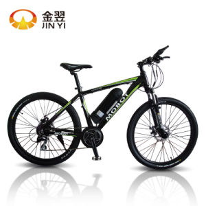 250W Motor 36V 10ah Lithium Battery Mountain Electric Bike pictures & photos