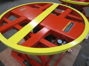 2000kgs Palletpal Lift Table Lever Loader (SPP) pictures & photos