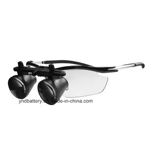 Portable Dental Surgical Power Magnification Loupes