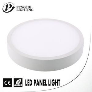 Popular Energy Saving 22W Ultra Narrow Edge LED Surface Panel (Round) pictures & photos