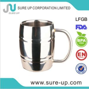 High Grade Copper Mug / Cup Stainless Steel 304 pictures & photos