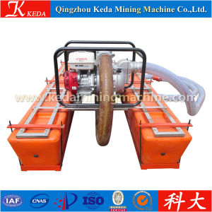 Sand Suction Pump Pontoon Type Mini Dredge for Gold Mining pictures & photos