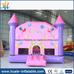 Commercial Inflatable Bouncer for Kids, Jumping Inflatable Castle