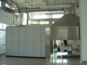 Large Furniture Calorimeter (FTech-GA111)