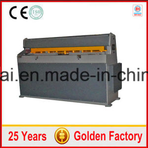 Mechanical Type Guillotine Shear, Small Shearing Machine Q11-4*2500 pictures & photos