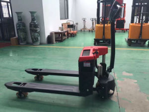 1.5 Ton Electric Pallet Lift Truck Used for Warehouse (EPT20-15ET) pictures & photos