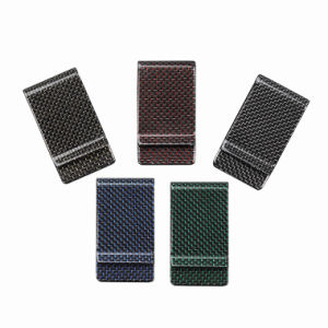Top Selling Carbon Fiber Money Clip for Cash Holding pictures & photos