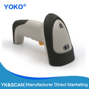 Automatic Scan 1d Barcode Scanner with Holder USB Interface pictures & photos