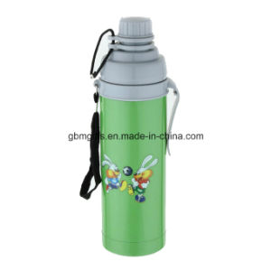 Stainless Steel Vacuum Flask Travel Bottle
