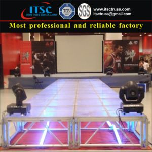 Fibre Glass Stage with Aluminum (ITSC-S03)