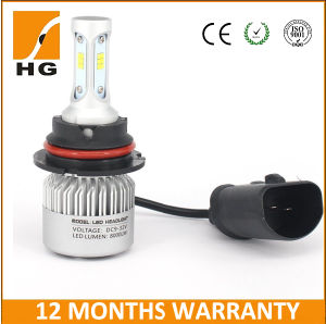 High Power 9007 LED Headlight Bulb H7