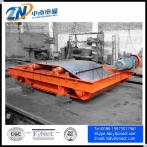 Self- Discharging Conveyor Belt Electromagnetic Separator Rcdd pictures & photos