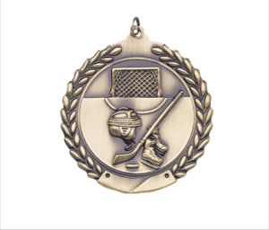 2′′ 3D Diecast Hockey Skiing Sports Medal pictures & photos