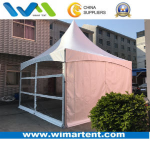 4X4m Water Proof Fabric Cross Cable Marquee Tent