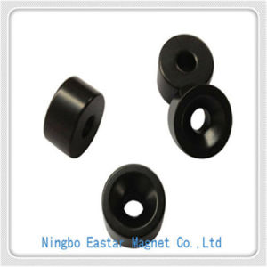 Sintered Permanent Neodymium Cup Magnet pictures & photos