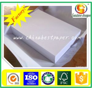 70GSM Super White 100% Wood Pulp A4 Copy Paper pictures & photos