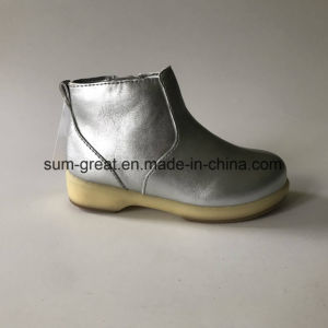 2017 Fashion Kids and Women Blown Cotton Boots with Top Quality 049