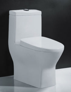 Siphonic One-Piece Toilet (A-0151)