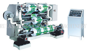 FQ-700.1100.1300 Series Vertical Automatic Slitting & Rewinding Machine