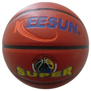 Laminated PU Basketball (VL7007) pictures & photos