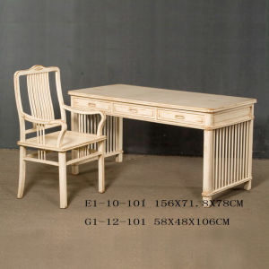 Beautiful White Chinese Antique Furniture