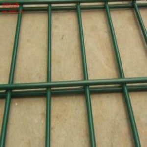 Double Wire Welded Mesh Fence