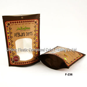 Stand up Kraft Paper Pouch with High Barrier pictures & photos